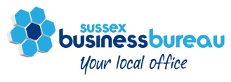 Sussex Business Bureau logo