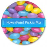 Pick & Mix POWERPOINT Logo