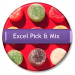 Pick and Mix EXCEL logo